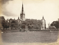 Cathedral, Calcutta